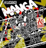 DJ YUJI manga (CD, compilation, japan) psy-trance