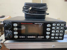 Uniden Bc780Xlt Trunk Tracker Scanner - Perfect Condition