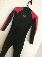 Junior Steamer Wetsuit 11-12 Year Old  Marine 13 Wetsuit Clearance