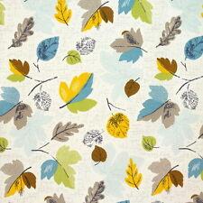 Estor romano plegable textil de color principal azul