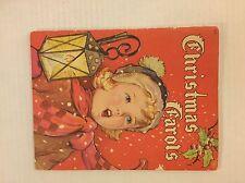 VINTAGE Christmas Carols - Whitman