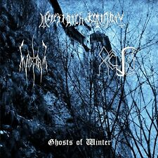 Heresiarch Seminary/occulus/Windstorm-Ghosts of inverno 3 way split CD