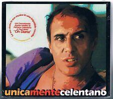 ADRIANO CELENTANO UNICAMENTE UNICAMENTECELENTANO BOX 3 CD  F.C. SIGILLATO!!!