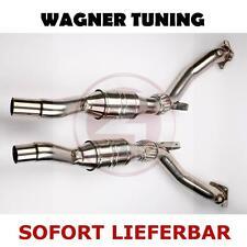 WAGNER TUNING - Downpipes Hosenrohre EVO 2 - AUDI S4 + A6 2,7l Biturbo - NEU