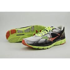 Saucony Kinvara 6 Men US 11 Green Running Shoe Pre Owned  1557