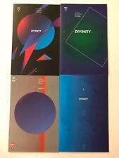 Divinity Cover B Variant LOT 1 2 3 4 Valiant Kindt Harsine 2015 NM COMPLETE Vol