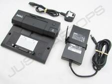 Dell Precision M4500 Dock Docking Station USB 3.0 + Power Supply Mains Lead