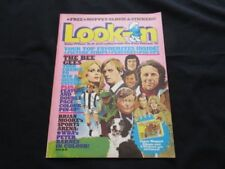 Illustrated Look - In Magazines
