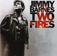 Jimmy Barnes-Two Fires CD 1990 Mushroom ‎Australia-TVD93318 / RMD53318