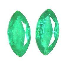 Moderate Very Good Cut Loose Emeralds