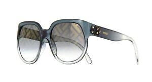 FENDI DAWN FF 0403/G/S Grey/Grey Shaded (KB7/7Y) Sunglasses