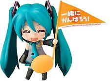 kb10 Nendoroid 170 VOCALOID Miku Hatsune Cheerful ver. Good Smile Company Japan