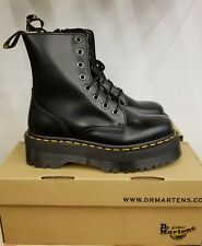 NEW IN THE BOX DR MARTENS JADON BLACK 15265001 BOOTS FOR WOMEN