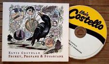 ELVIS COSTELLO / SECRET, PROFANE & SUGARCANE - CD (EU 2009 - digipak) NEAR MINT