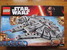 LEGO Set 75105 STAR WARS Millennium Falcon NUOVO IN SCATOLA SIGILLATA