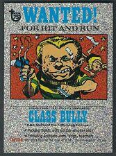 2013 Topps 75th Anniversary DIAMOND #62 Wanted Class Bully #48/75 - RARE