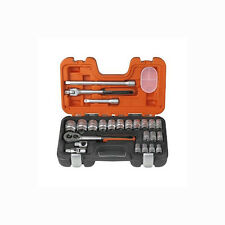 "Bahco S240 24 Piece 1/2"" Dr Socket Set"