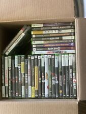 84 Video Game Lot of Untested/Games PS2,PS3,XBox 360, Xbox 1 & Original Xbox