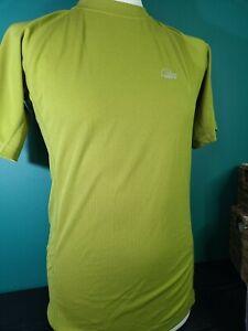 Mens Lowe Alpine Hiking Dry Flo T Shirts Base Layer