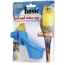 JW Pet Insight Basic feed and Water Cup  FREE SHIPPING