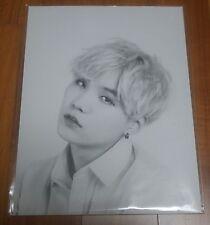 NEW CONDITION BTS Butterfly Dream Exhibition Premium Postcard SUGA Photo