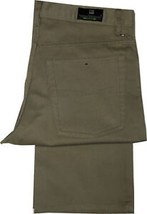 Mens Bedford Cord Straight Leg Ribbed Regular  fit  zip fly Smart for form