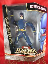 Hasbro 2006 MARVEL LEGENDS Cyclops SIGNATURE SERIES FULLY POSABLE FIGURE