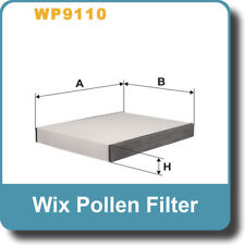 NEW Genuine WIX Replacement Pollen Filter WP9110