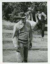 PETER BRECK LEE MAJORS OTIS YOUNG THE BIG VALLEY ORIGINAL 1967 ABC TV PHOTO