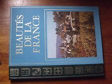$$ Livre Beautes de la France  La Bourgogne  vin  chateaux  art roman