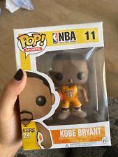 FUNKO POP Basketball NBA Star KOBE BRYANT PVC Action Figure Model Collection Toy