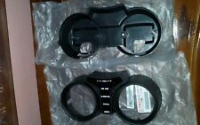 YAMAHA RD350LC 250LC 4L0 4L1 4L3 GENUINE CLOCK COVER PAIRS METER COVER