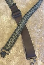 Gun Sling Digital Camo & Brown Adjustable