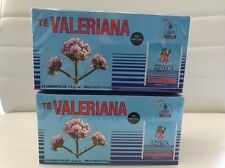Te Valeriana 50 Tea Bags