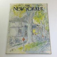 The New Yorker: September 1 1980 Full Magazine/Theme Cover Arthur Getz