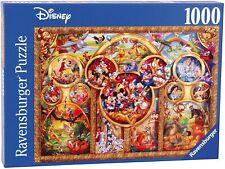 Ravensburger - The Best Disney Themes Jigsaw Puzzle (1000 pieces)