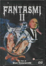 DVD FILM FANTASMI II UN FILM DI DON COSCARELLI DVD