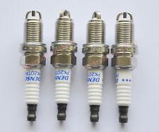 4x Denso Spark Plug PK20TR11 For Toyota Avalon Camry RAV4 Lexus ES300 9091901194