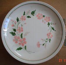 Staffordshire Biltons Salad Large Side Plate