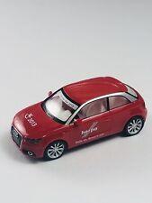 """Herpa 1/87 HO Audi A1 """"Spielwarenmesse Toy Fair Nürnberg 2013"""""""