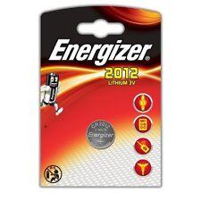 ENERGIZER 1 pile CR2012 LITHIUM 3v