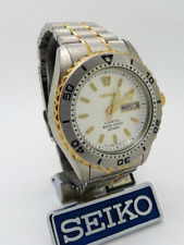 SEIKO Kinetic 200m Diver 5M43-0D20 Ref: SKJ170P1 New Old Stock Mint!