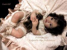 "OLYA by Olga Tschenskaja~ 26""  Reborn TODDLER Doll KIT ~ BEAUTIFUL!!!!"