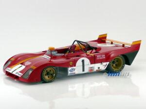 GMP Ferrari 312 PB Ferrari 312 PB #1 Ickx - Regazzoni Monza Regazzoni - Ickx