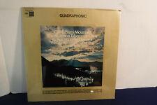 Climb Every Mountain, Columbia MQ 30647, 1972 SEALED Quadraphonic, Classical