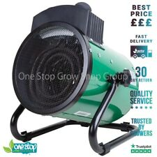 More details for lighthouse 3kw fan heater - hydroponics, greenhouse, variable settings
