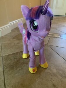 My Little Pony The Movie My Magical Princess Twilight Sparkle Singing Talking