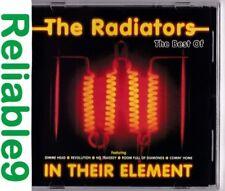 Radiators - In their elements The best of CD Original edition Rare- 1995 EMI AUS