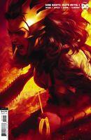 DC COMICS DARK NIGHTS DEATH METAL #1 (OF 6) STANLEY LAU WONDER WOMAN VARIANT