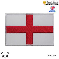 England National Flag Embroidered Iron On Sew On Patch Badge For Clothes etc